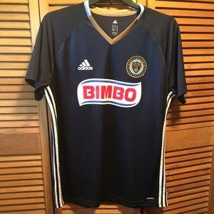 Adidas MLS Adizero Phila Union Jersey